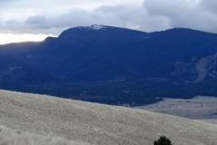 mountains of Montana