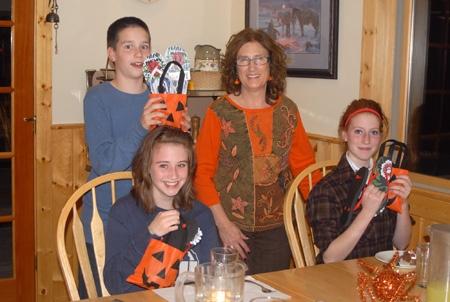 John Crose's family