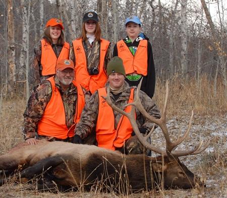 John Crose deer hunt