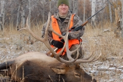 John Crose's deer hunt