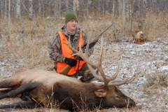 John Crose deer hunt