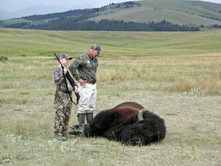 Hunter & Guide