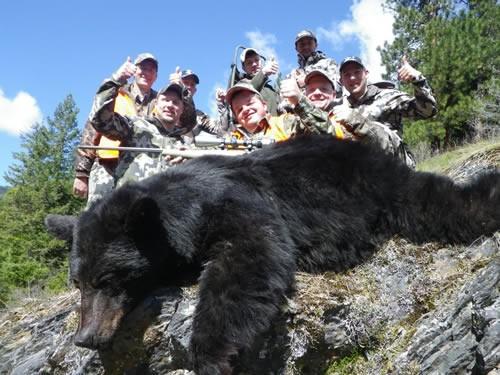 Sam's bear