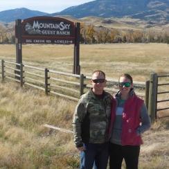 Shayne and Michaela Boushey
